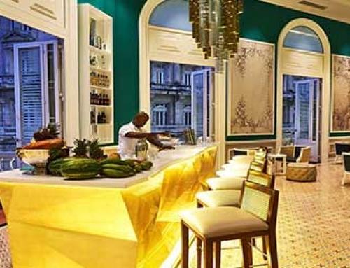 Gran Hotel Manzana Kempinski La Habana, Havana, Cuba.