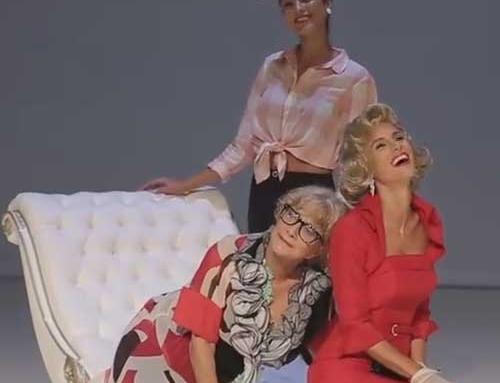 """Jetclass e a """"A Mãe Biológica de Marilyn Monroe"""""""